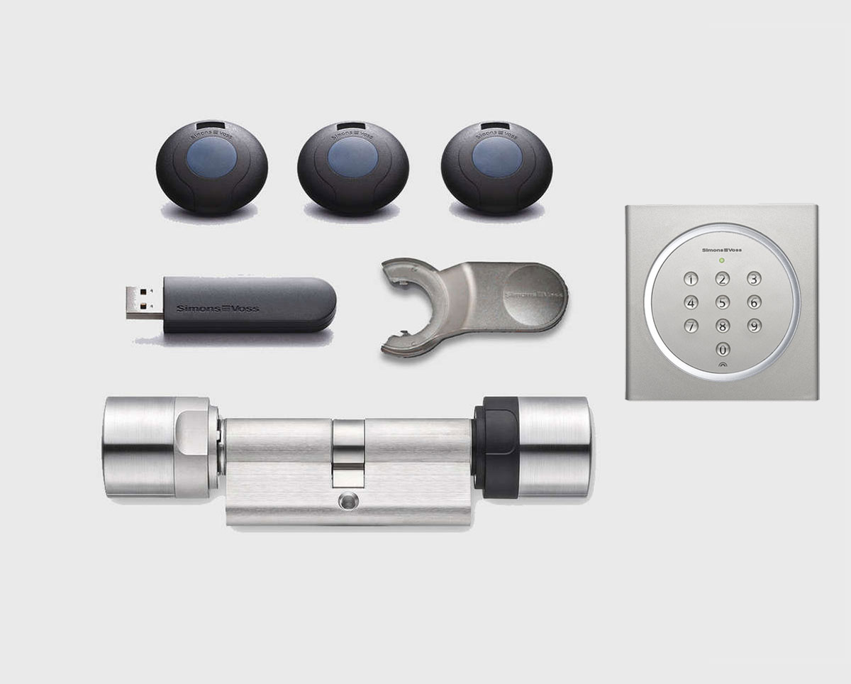Mobile Key le verrou connecté pour portillon