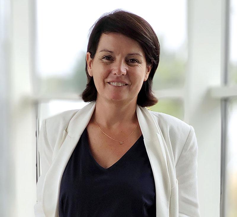 Emmanuelle Cadiou, PDG de Cadiou Industrie