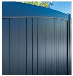 Laquage aluminium haute durabilité Classe 2